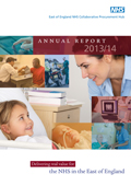 Hub Annual Report for 2013/14 Published