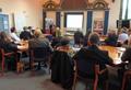 John Warrington addresses Hub's NHS Non-Executive Directors  Conference
